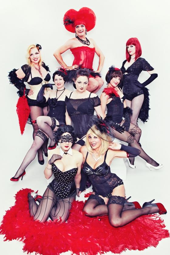 Vanessa P goes Burlesque #1 - Foto © Hans Keller