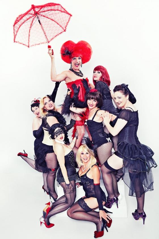 Vanessa P goes Burlesque #2 - Foto © Hans Keller