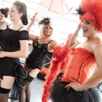 Burlesque#6 Foto © Hans Keller