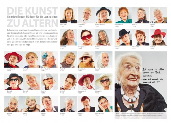 DKZA Faltblatt zu Ausstellung