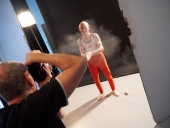 "Making-Of vom Fotoshooting ""DKZA-Sportskanonen 65+"" am 21. 11. 2014"