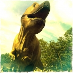 20130615_T.Rex (15.06.2013, Senckenberganlage) Foto © Hans Keller