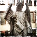 20140316_Broken Angel (16.03.2014, Klaus-Mann-Platz) Foto © Hans Keller
