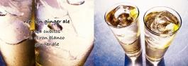 Ron con ginger ale © Hans Keller