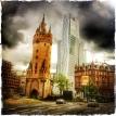 Contrast... (12.05.2014, Eschenheimer Turm) Foto © Hans Keller