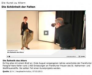 07.03.2013 - HR Fernsehen - Hauptsache Kultur