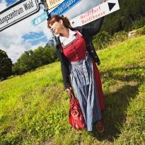 Heidi goes Heididorf #2 Foto © Hans Keller