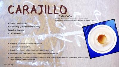 Cantina № 16 – Carajillo (Café coñac) © Hans Keller