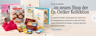 Dr.Oetker_HeroTeaser_01 © Hans Keller