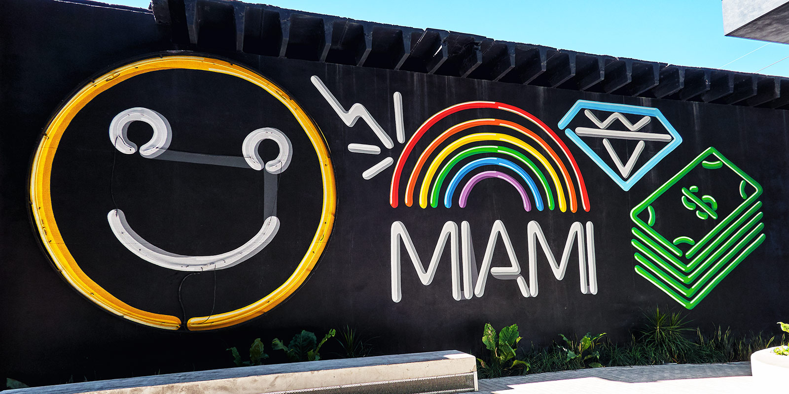 Welcome to Miami © Hans Keller